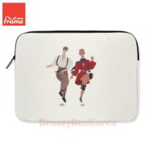 ALL NEW FRAME Dance Dance Tablet Pouch (iPad Air/Air 2,Galaxy Tap S2) 1ea,ALL NEW FRAM