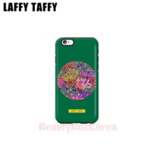 LAFFY TAFFY Reggae Color Green Bumper,LAFFY TAFFY