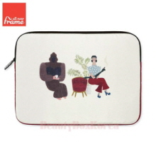 ALL NEW FRAME Teatime Tablet Pouch (iPad Air/Air 2,Galaxy Tap S2) 1ea,ALL NEW FRAM