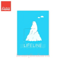 ALL NEW FRAME Life Line Mini Note 1ea,ALL NEW FRAM
