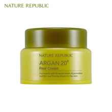 NATURE REPUBLIC Argan 20 Real Cream 50ml,NATURE REPUBLIC