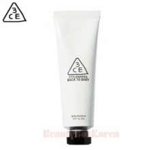 3CE Baby Daily Moisture SPF15 PA+ 30ml,3CE