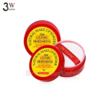 3W CLINIC Natural Make-up Powder 30g,3W Clinic