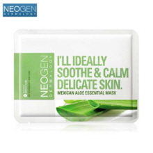 NEOGEN Dermalogy Mexican Aloe Essential Mask 23ml x 10p,NEOGEN