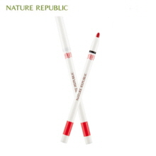NATURE REPUBLIC Pure Shine Coloring Lip Pencil 0.5g,NATURE REPUBLIC