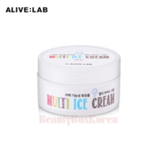 ALIVE-LAB Multi Ice Cream 100ml,Own label brand