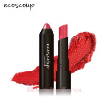 ECOSCOUP Lovely Lips Crayon Color Stick 4g,ECOSCOUP