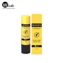 W.LAB Honey Lip Balm 4.2g,TOO COOL FOR SCHOOL
