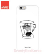 ALL NEW FRAME Teatime Hard Phone Case 1ea,ALL NEW FRAM