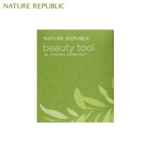 NATURE REPUBLIC Beauty Tool Oil Paper Pact 50p (Refill),NATURE REPUBLIC