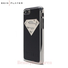 SKIN PLAYER 4Items Batman&Superman Premium Steel Phone Case,SKIN PLAYER