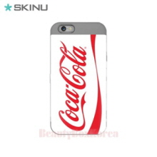 SKINU Coca Cola Card Bumper Phone Case White,SKINU