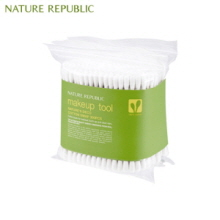 NATURE REPUBLIC Nature's Deco Cotton Swab 300p,NATURE REPUBLIC
