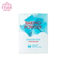 ETUDE HOUSE Baking Powder Crunch Pore Scrub 7g x 24ea,ETUDE HOUSE
