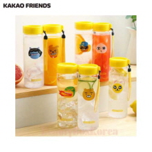 KAKAO FRIENDS Water Bottle 1ea,Mu&U