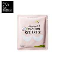 TOO COOL FOR SCHOOL Coconut Oil Serum Eye Patch 5.5g,TOO COOL FOR SCHOOL