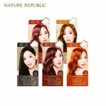 NATURE REPUBLIC Hair&Nature Coloring Bubble 1pack,NATURE REPUBLIC