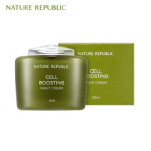 NATURE REPUBLIC Cell Boosting Night Cream 55ml,NATURE REPUBLIC