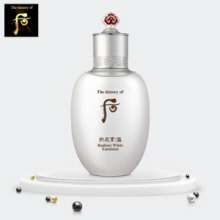 THE HISTORY OF WHOO Radiant White Emulsion 110ml,THE HISTORY OF WHOO
