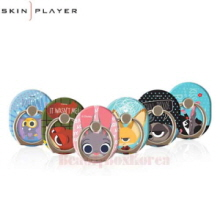 SKIN PLAYER 6Items Disney Zootopia Phone Ring,SKIN PLAYER