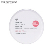 THE FACE SHOP Slim Fit_Moist Pact SPF50+ PA+++ 11g,THE FACE SHOP