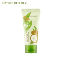 NATURE REPUBLIC Foot&Nature Coconut Smoothing Foot Scrub 80ml,NATURE REPUBLIC