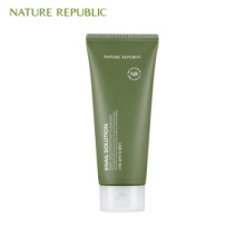 NATURE REPUBLIC Snail Solution Foam Cleanser 150ml,NATURE REPUBLIC