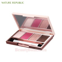 NATURE REPUBLIC Provence Magic Step Eyes 7g [#02 Girlish Pink],NATURE REPUBLIC