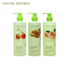NATURE REPUBLIC Fresh Herb Body Wash 400ml,NATURE REPUBLIC