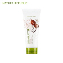 NATURE REPUBLIC Real Nature Foam Cleanser 150ml,NATURE REPUBLIC