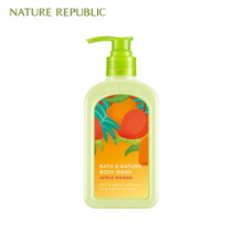 NATURE REPUBLIC Bath&Nature Body Wash 250ml,NATURE REPUBLIC