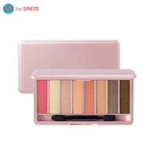 THE SAEM Eyeshadow Palette (Mood) 1.1g*8,THE SAEM