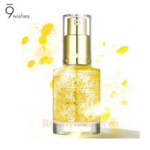 9WISHES  Yuzu Capsule Essence 30ml,9 WISHES