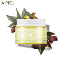 A'PIEU 10 Oil Soak Cream 50ml,A'Pieu
