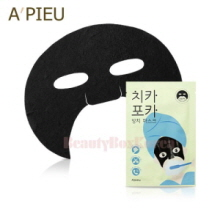 A'PIEU Chi Ka Po Ka Tooth Brushing Mask 17g,A'Pieu