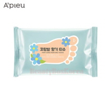 A'PIEU Foot Care Perfume Tissue 45g (10ea),A'Pieu