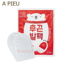 A'PIEU Heat-On Hot Pack Foot 1pair,A'Pieu