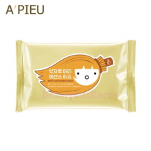 A'PIEU Messy Hair Essence Tissue 40g (10ea),A'Pieu