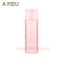 A'PIEU Nail Remover No.Rose 100ml,A'Pieu