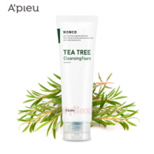 A'PIEU Nonco Tea Tree Cleansing Foam 130ml,A'Pieu