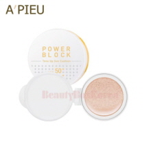 A'PIEU Power Block Tone Up Sun Cushion SPF50+ PA++++ 14g (Refill),A'Pieu