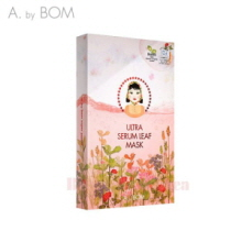 A.BY BOM Ultra Serum Leaf Mask 30ml*5ea,A. BY BOM