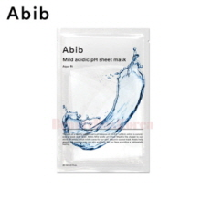 ABIB Mild Acidic PH Sheet Mask Aqua Fit 30ml,ABIB