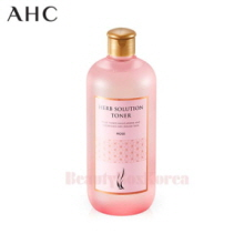 AHC Herb Solution Toner Rose Toner 500ml,A.H.C