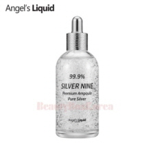 ANGEL'S LIQUID 24K Silver Nine Premium Ampoule Pure Silver 100ml,ANGEL'S LIQUID