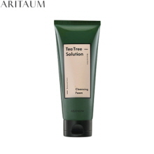 ARITAUM Teatree Solution Cleansing Foam 150ml,ARITAUM