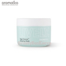 AROMATICA Lively Vege Cleanse Sleeping Mask 100g,AROMATICA