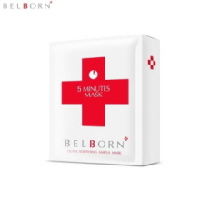 BELBORN Quick Soothing Ampul Mask 28g*10ea,BELBORN