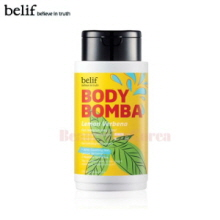 BELIF Body Bomba Lemon Verbena Creamy Body Wash 250ml,BELIF