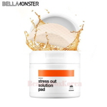 BELLAMONSTER Stress Out Solution Pad 155ml (70ea),BELLAMONSTER